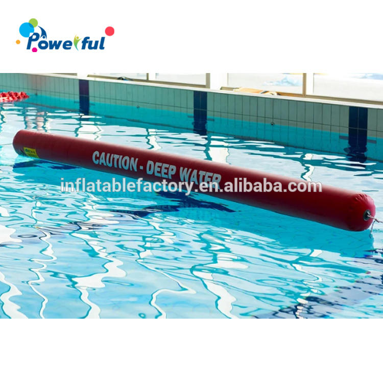 Inflatable water Rescue facilitiesBanana Tubes buoy floating Lifesaving Pole