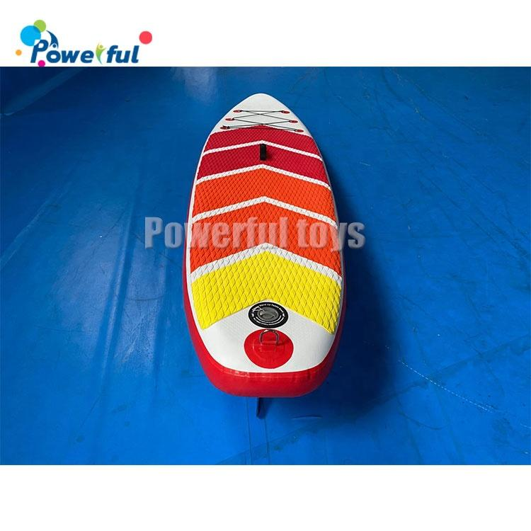 Hot sale inflatable stand up paddle board inflatable sup surf board
