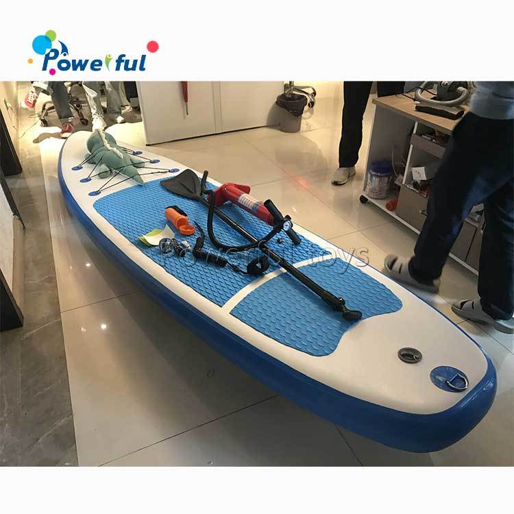2020 New Design Custom Foldable Inflatable Sup Stand Up Paddle board for sales