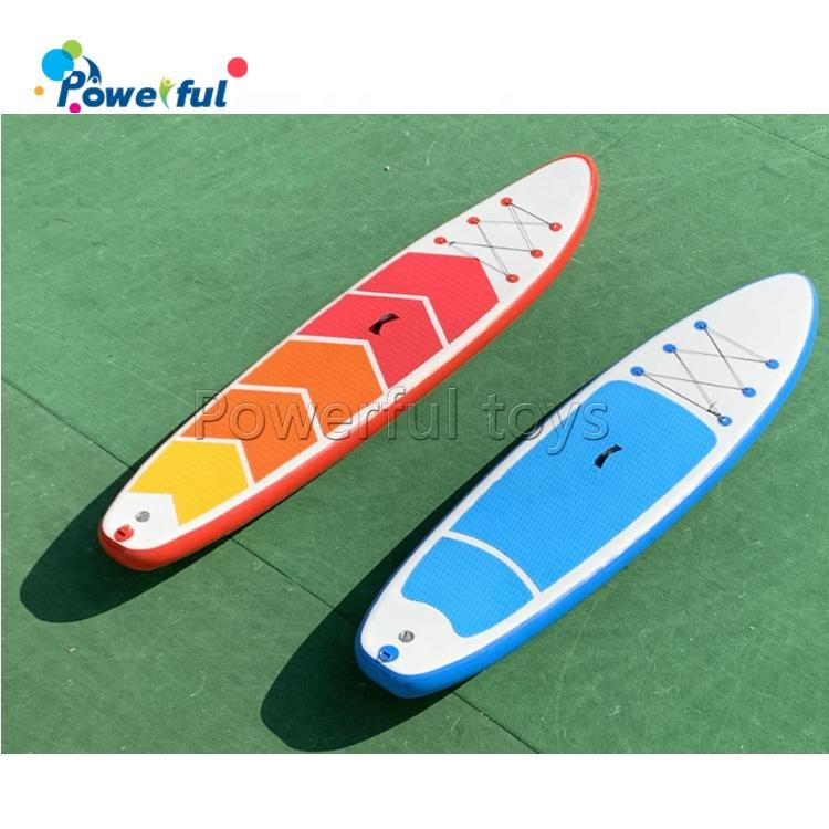 Summer popular 3m inflatable standing up surfboard paddle board