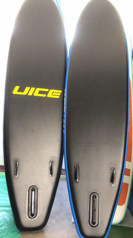 SUP Stand Up Surfing Board XPE Deck Surf Paddle Beginner Board for Adults