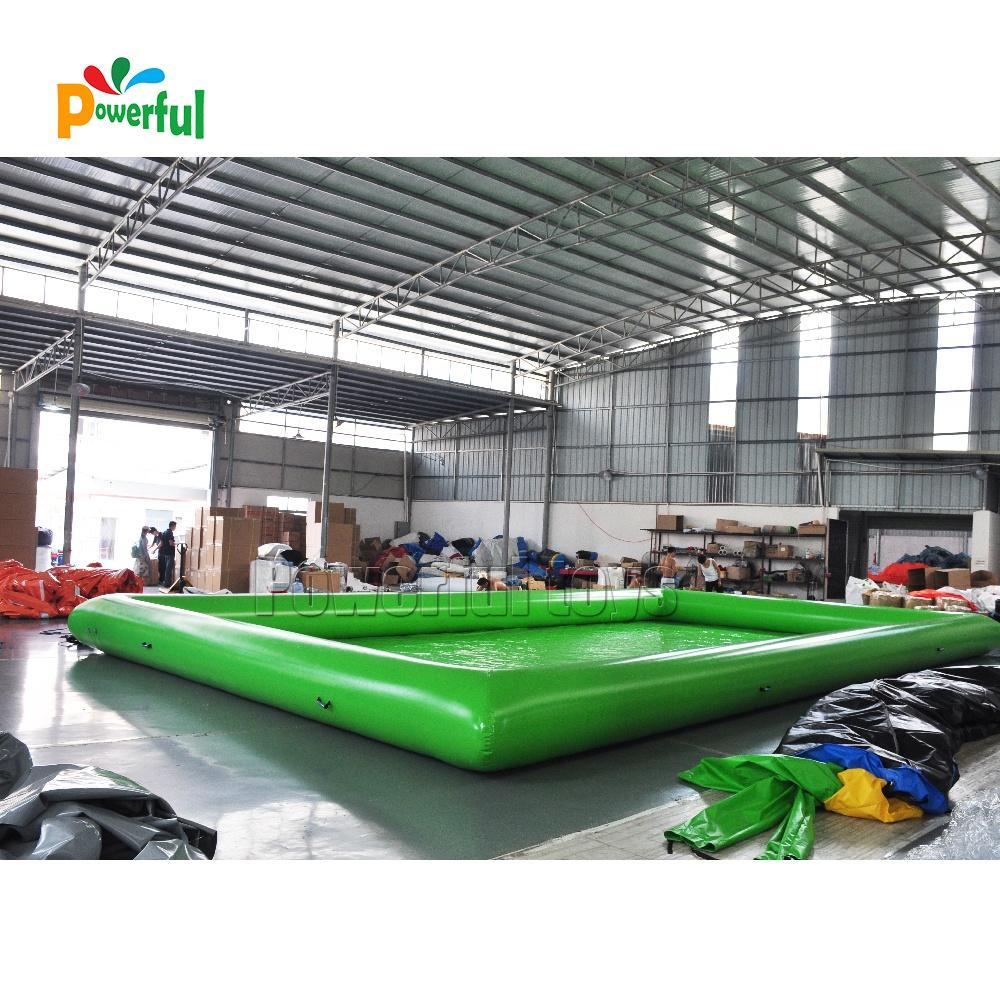 2020 New arrival inflatable swimming pool, inflatable water park pool for family