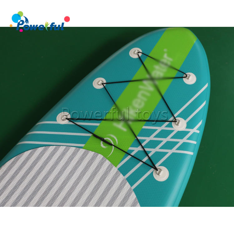 Ocean sport game inflatable stand up paddleboard custom paddle board