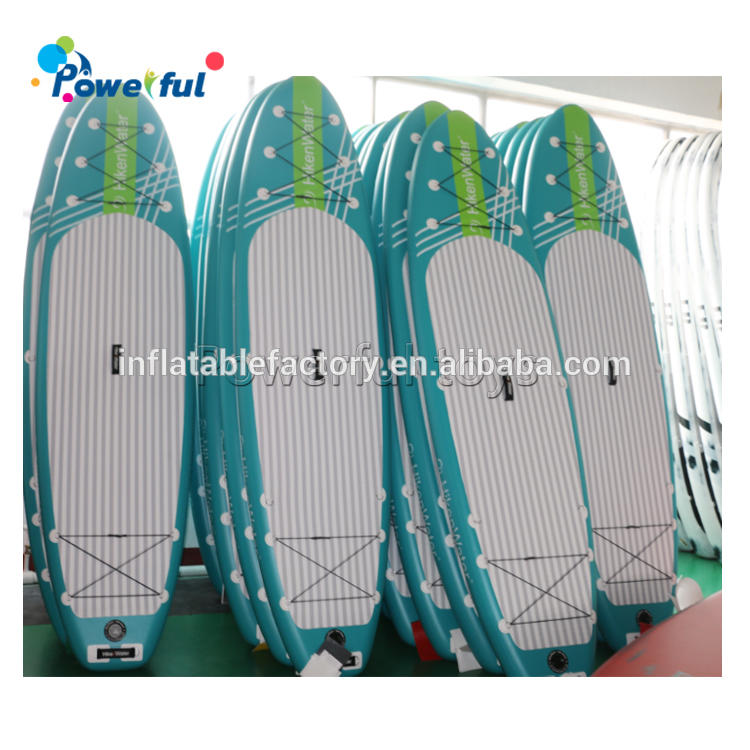 whole printing inflatable stand up surf paddle board surfing pad rowing boat