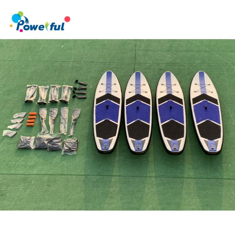 Professional SUP board 3m inflatable standing surfboard paddle board