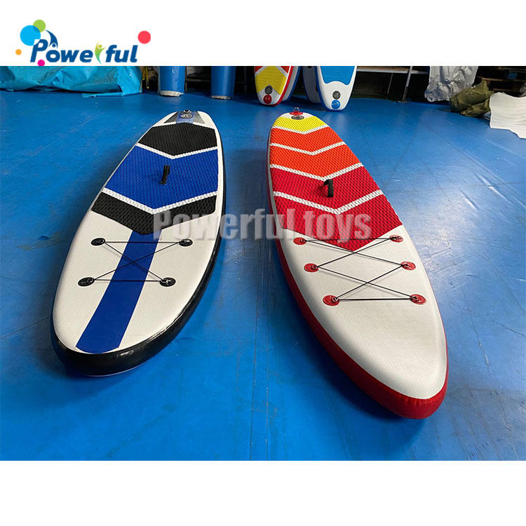 China factory surfing paddle board sap inflatable