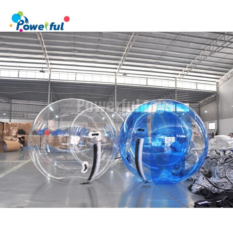 Inflatable water walking ball inflatable running water bubble roller ball for kids/adult
