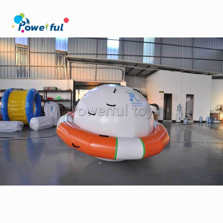 Adults Rocking Inflatable Water Floating Saturn Toys