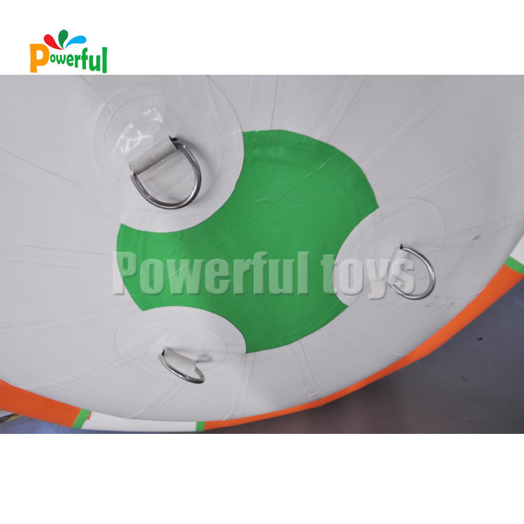 2.5m Inflatable Water Rocker for children aqua toys Inflatable Saturn rocker UFO games