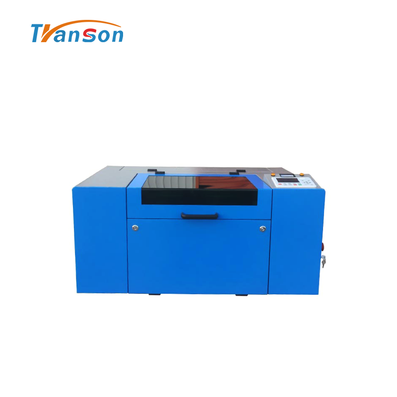 High Safety TN3060 40W Mini CNC CO2 Wood Laser Engraving Cutting Machine Desktop For DIY Home Business
