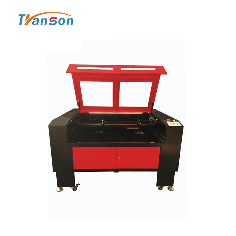 Transon brand 1390 Double Heads Laser Engraving Cutting Machine