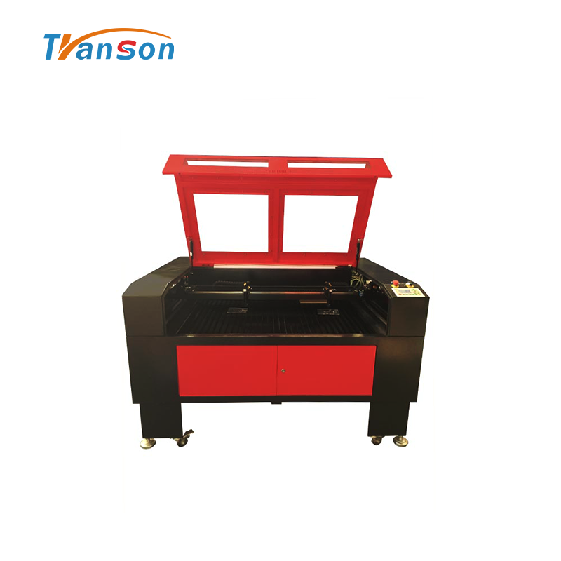 Factory price Double Heads Laser Engraving Cutting Machine for sale