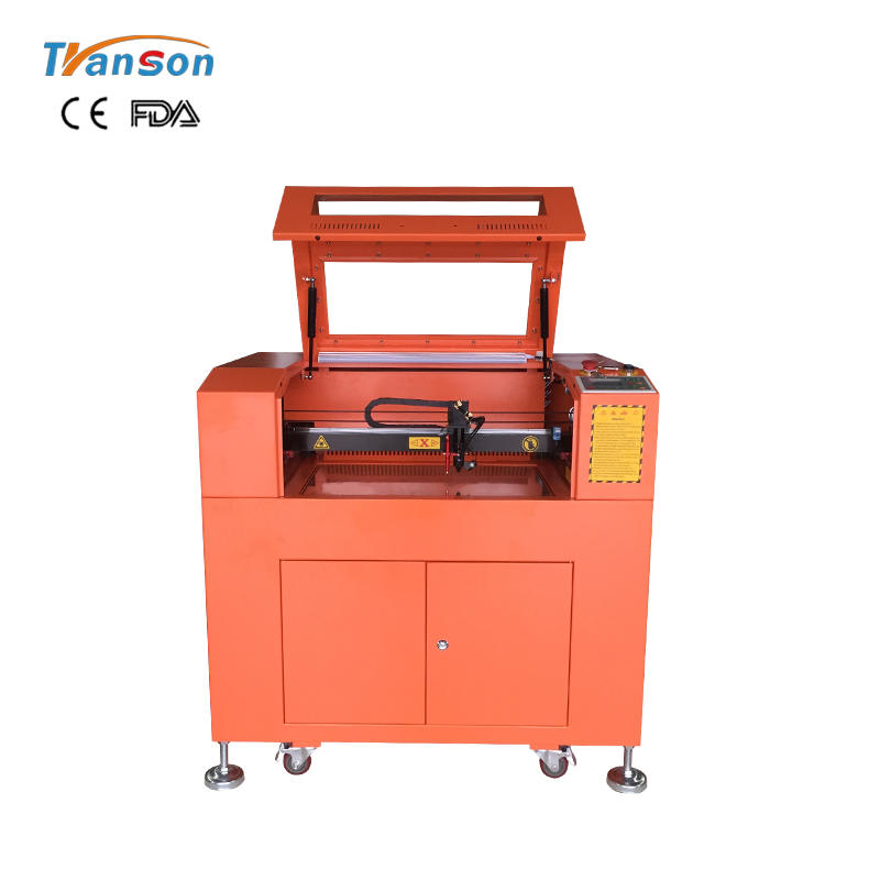 60W 4060CO2 Laser engraving and cutting machine for glass