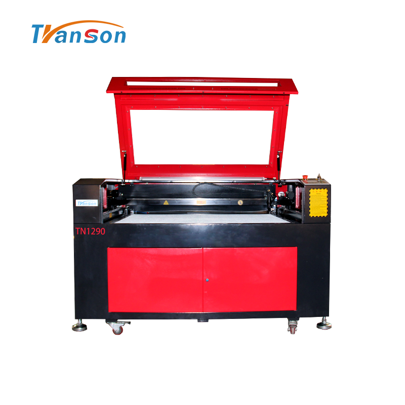 W2 CO2 engraving machine for nonmetalleatherbamboo paper and other nonmetal 1290