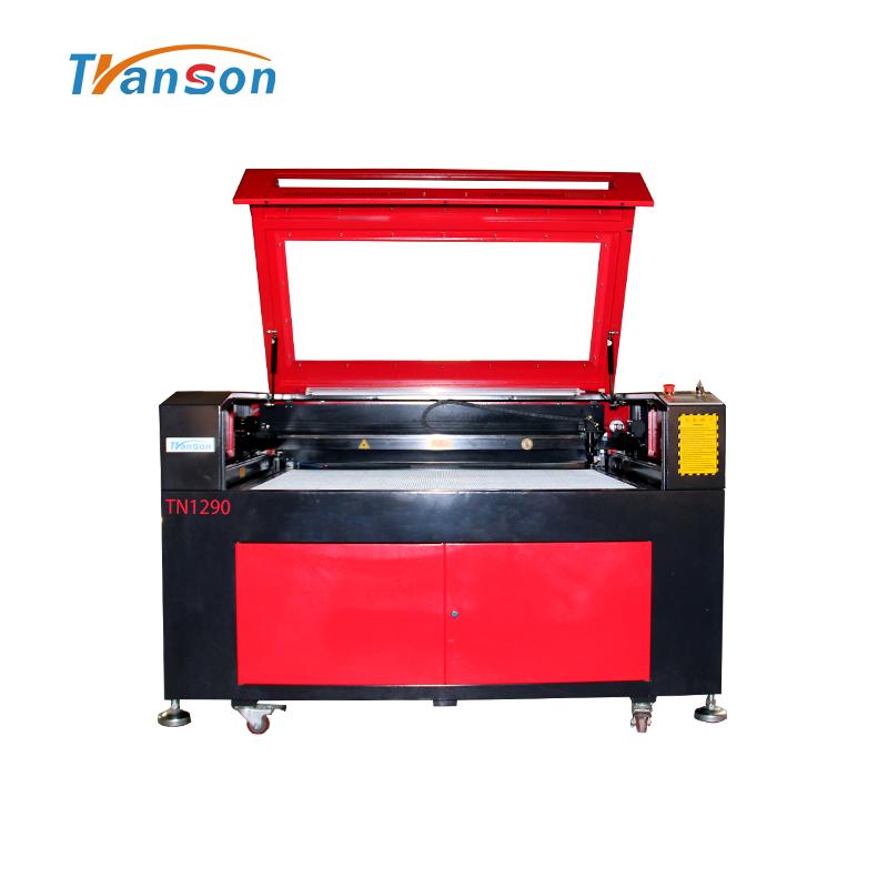 Transon 120W 1290 CO2 laser engraving cutting machine