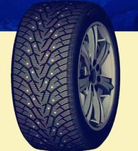 225/65r16 104hxl snow tires studded