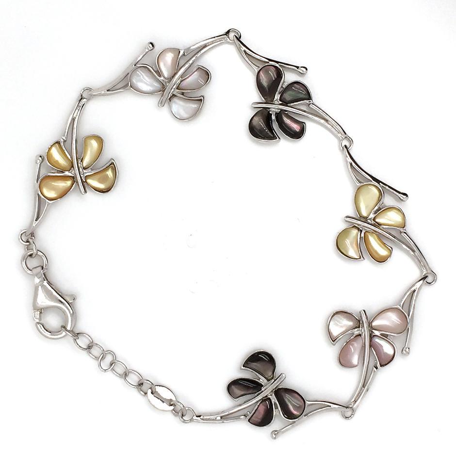 Fashion Custom Flower Ladies Jewelry Accessories Bracelets