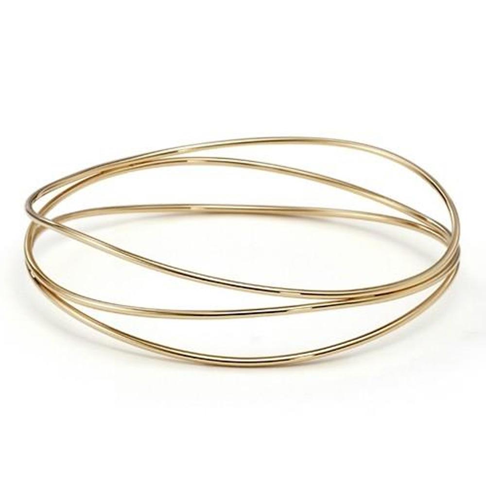 Custom design women silver cuff bracelet/bangle