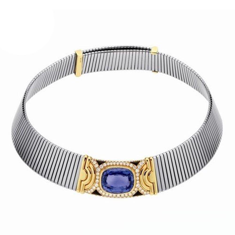 Trendy fashion silver gemstone beaded stretch bracelet
