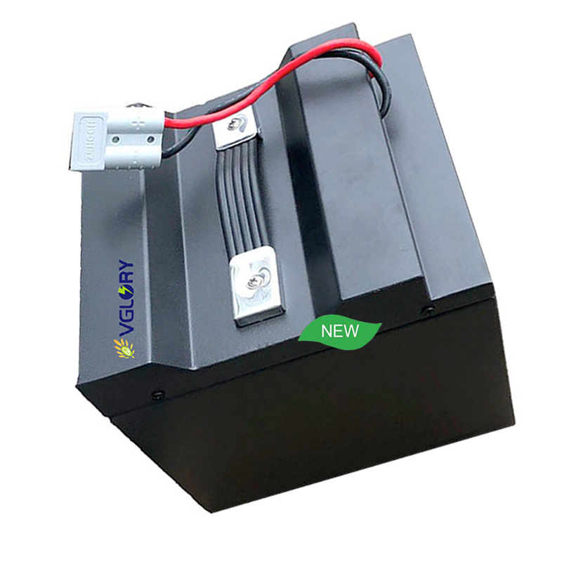 Environmentally compatible electric scooter battery 48v 40ah 50ah 55ah 60ah