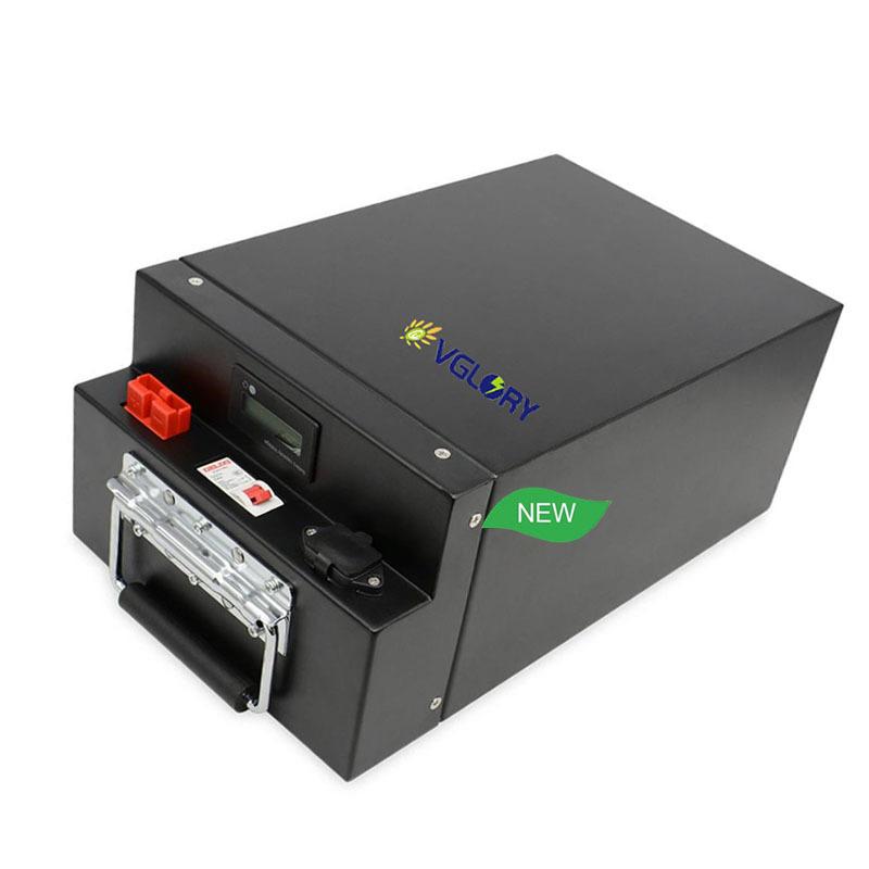 Wholesale China Wide temperature range 48v lithium ion battery pack 70ah 60ah 50ah 40ah
