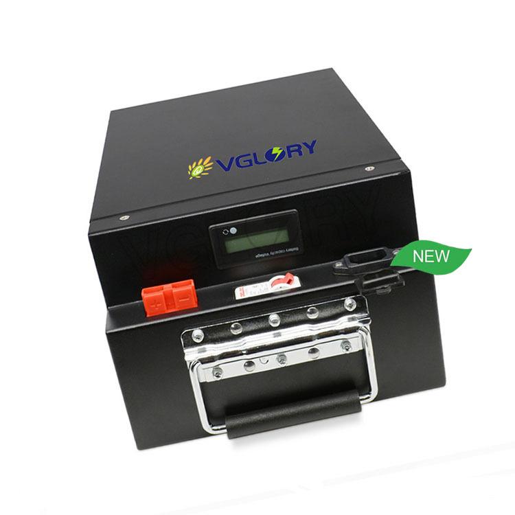 China Wholesale Good consistency 40ah 48v lithium battery 70ah 60ah 50ah