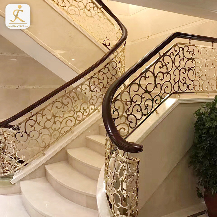 interior stainless steel stair railing kits low cost brown gold stainless steel staircases handrails terrace railing designs
