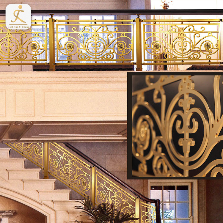 custom luxury interior stainless steel handrail stair balustrade stainless steel staircase indoor handrail balustrade