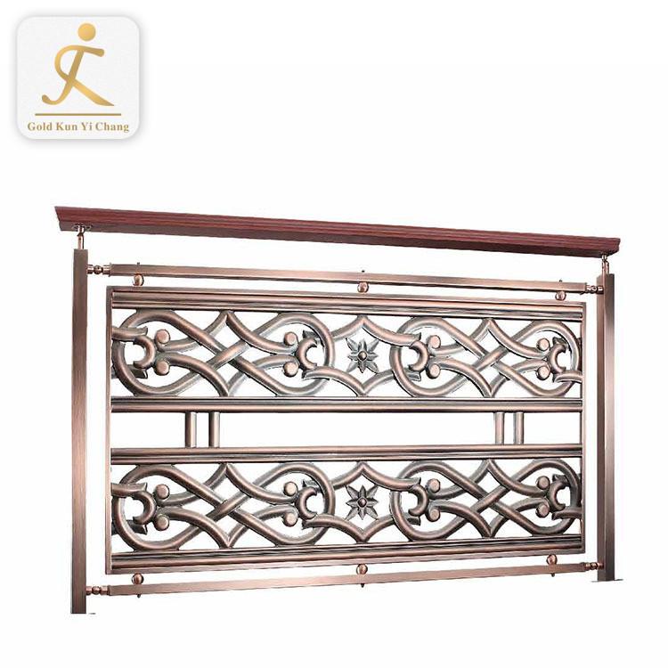 stainless steel staircase handrail balustrade winding design 316 curved stainless steel handrail stair railing post