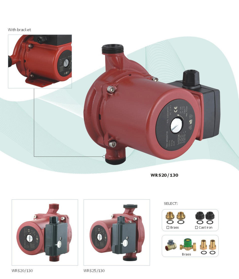 Circular Pump (WRS20-130) with Ce Approved