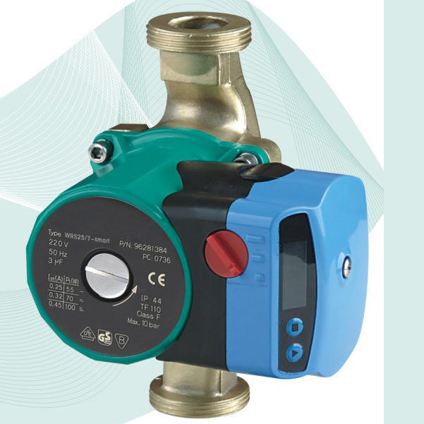 Circulation Pump Wrs15/4-Samrt with Ce Approved