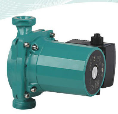Circular Pump (WRS25/15) with Ce Approved