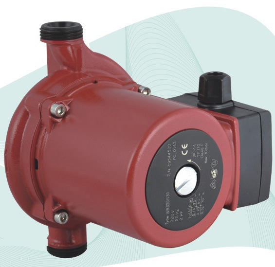 Circulation Pump Wrs20/130 with Ce Approved