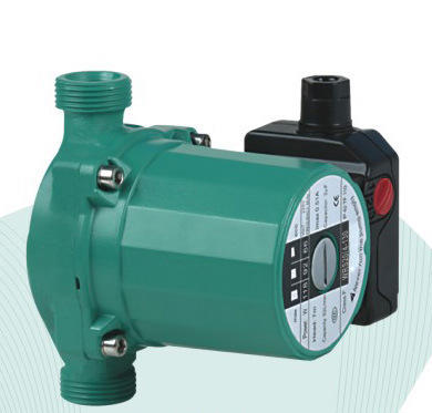 Circulation Pump Wrs15/4-130 with Ce Approved