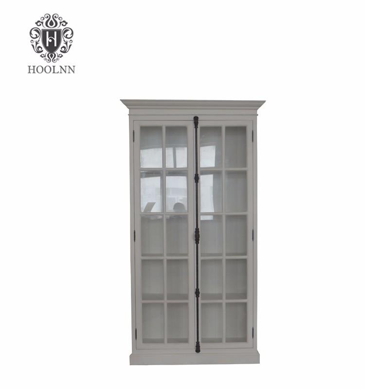 French Casement Double Door Cabinet W5819