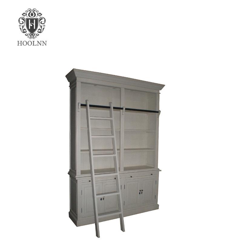 French-style Birch Bookshelf P1804W