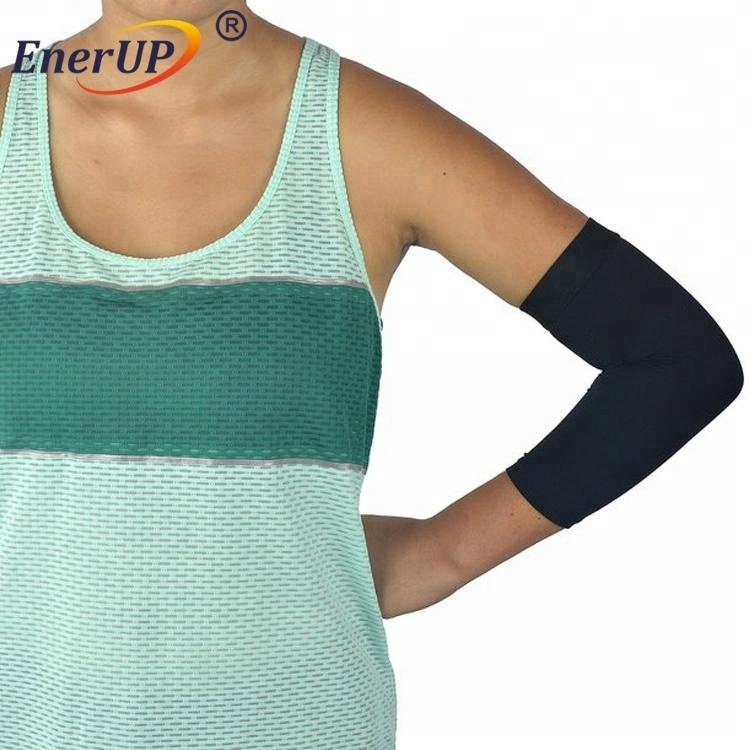 Sports Equipment Copper Compression Elbow Brace Arm sleeves for sale