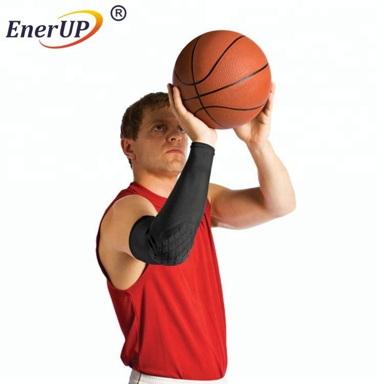 High quality Compression Arm Sleeve sport protect wholesale Cheap arm athletic sleeves