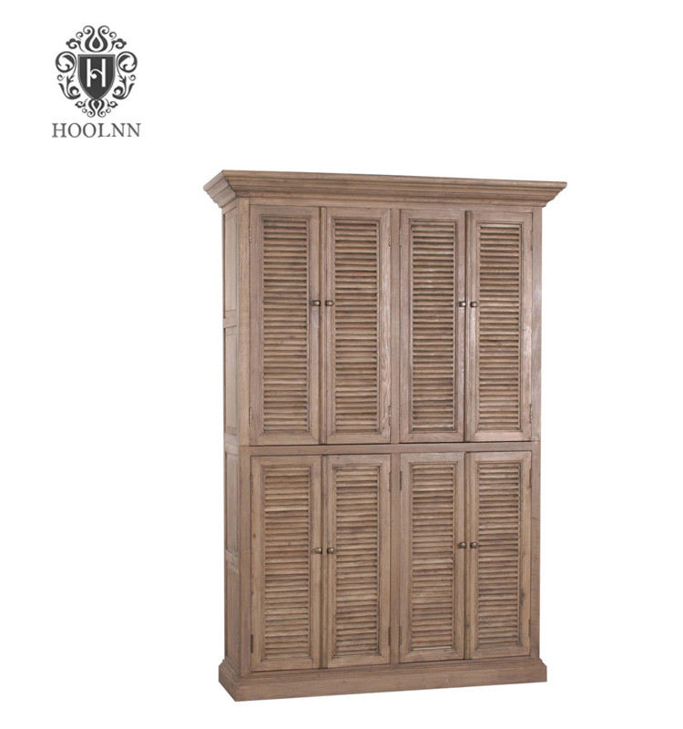 Country Oak Cabinet W5807