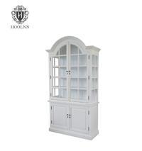 Glazed Wooden Cabinet HL904