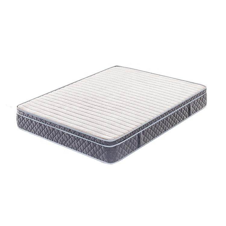 Best factory europe top roll up spring mattress queen