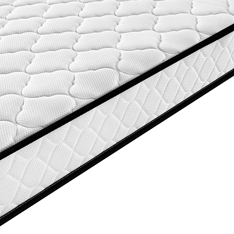 16cm tight top compressed rolled up spring mattress
