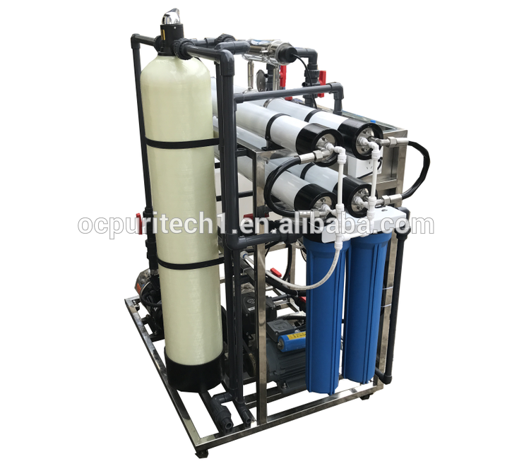 small seawater desalination plant for boat
