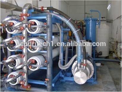 Sea water purification machine desalination equipment