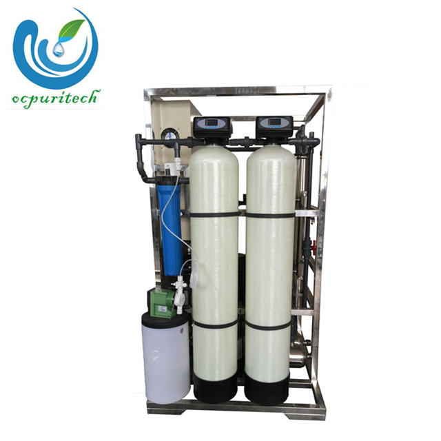 500LPH industrial ro plant system