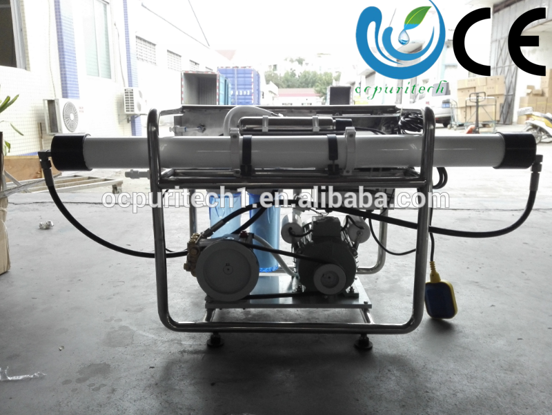 Seawater desalination equipment water treatment plant for sale