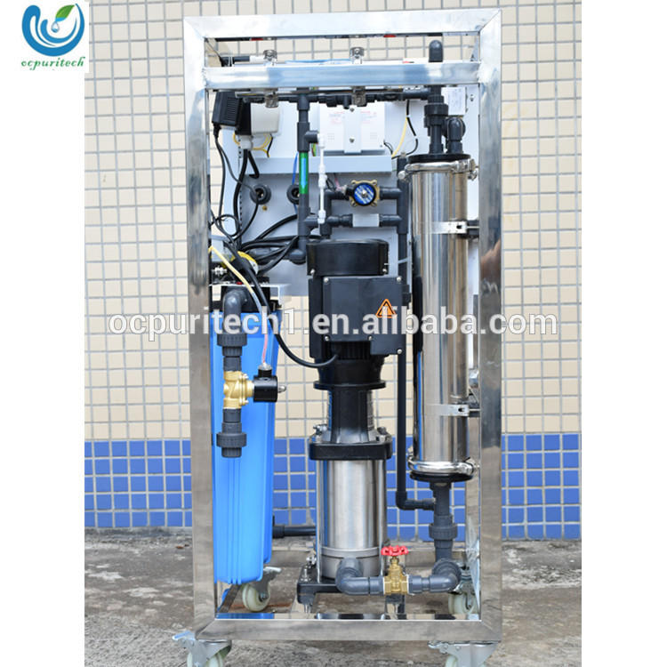 electrolytic water treatment plant small RO system with 200L/dialysis water treatment systems