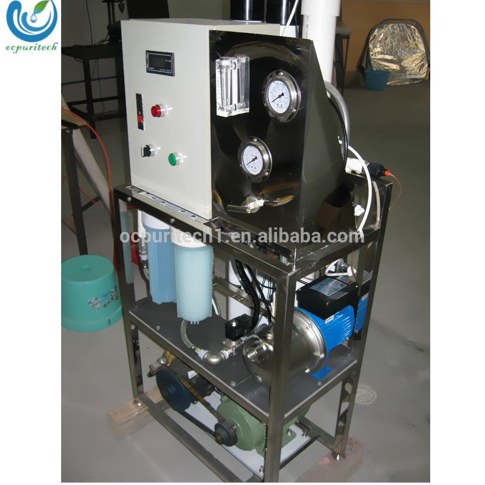 Mobile RO mini seawater portable desalination device