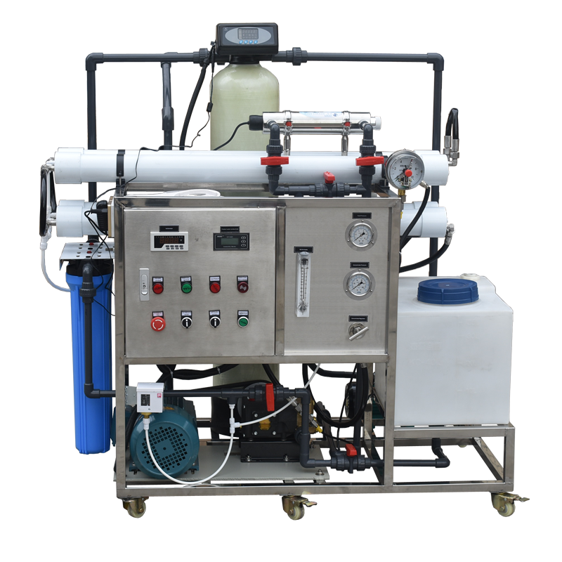 water desalination equipment price for seawater desalination