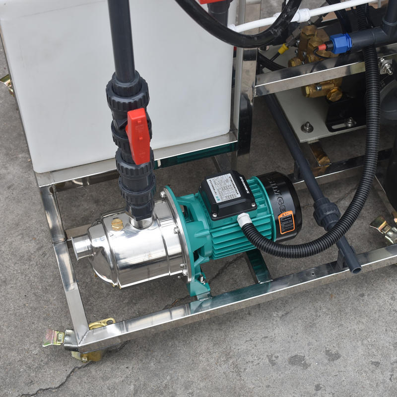 Guangzhou 5TPD Small portable seawater desalination device